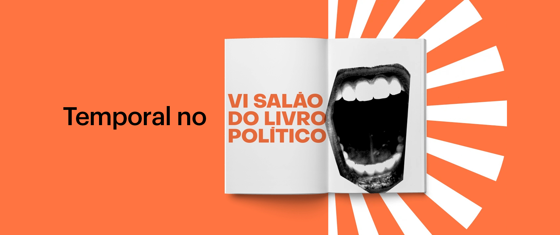 VI Salão do Livro Político