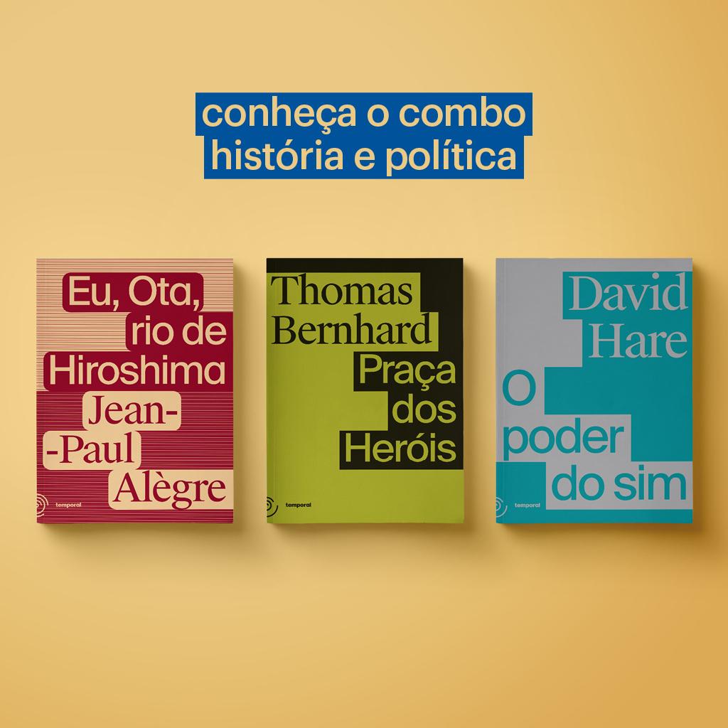 Combo História e Política